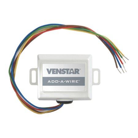 24vac thermostat wiring venstar acc0410 add-a-wire for all 24vac thermostats ... 24vac thermostat wiring diagrams