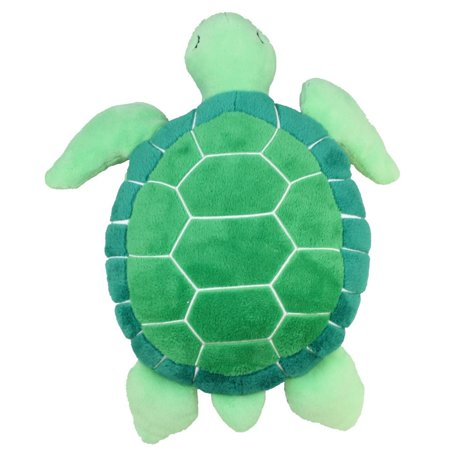 Sea Turtle Plush (Plush Sea Turtle Shaped Pillow 15 Inches x 12 Inches x 5 Inches Stuffed)