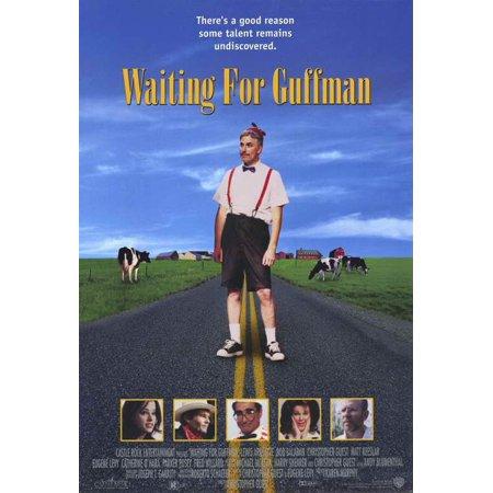 Waiting For Guffman POSTER Movie B Mini Promo - Eugene Halloween