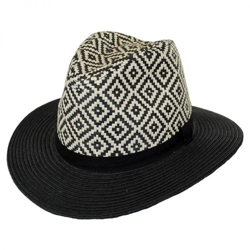 Brooklyn Hat Co Riviera Fedora Hat SIZE: ONE SIZE FITS MOST