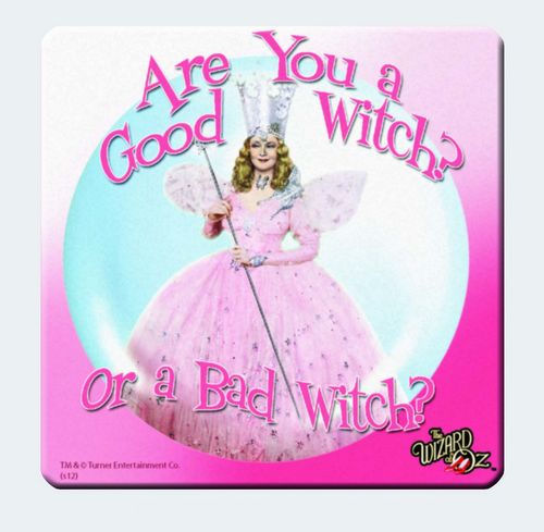 Wizard of Oz Are You a Good Witch? Or a Bad Witch? Magnet