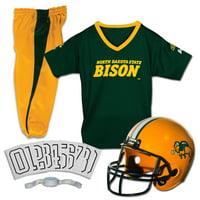 Franklin Sports NCAA Small North Dakota State Bisons Deluxe Uniform Set
