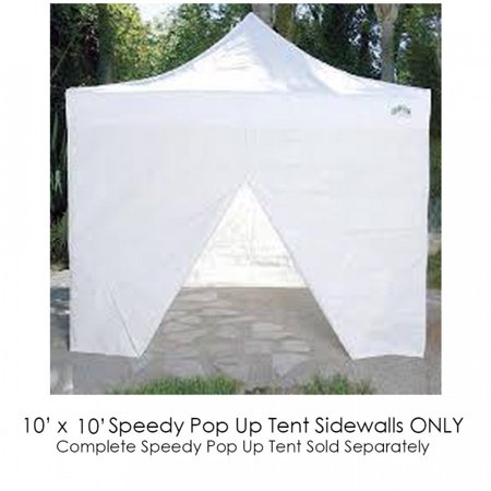 Party Tents Direct 50mm Speedy Pop Up Instant Canopy Tent Sidewalls ONLY, 10