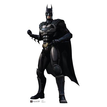 Batman Injustice Gods Among Us Movie Batman Theme DC Comics Cardboard Cutout Life Size Party Prop Decor Birthday Party Supplies Size 72