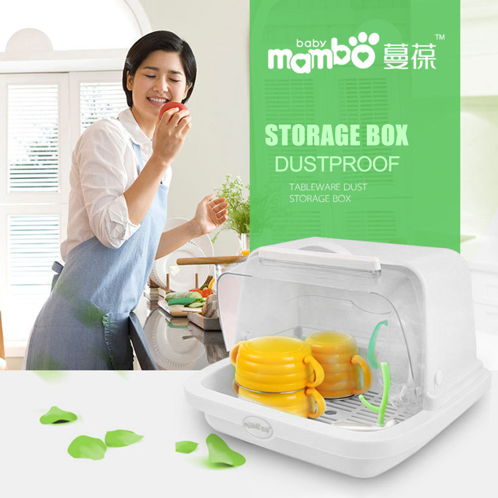 Mambobaby Portable Travel Outdoor Baby Food Bottle Milk Powder Container Storage Box Baby Feeding Bottle Cover... by OUTAD
