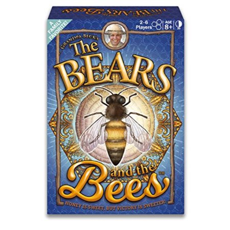 Grandpa Beck's The Bears And The Bees (Gummy Bear Halloween Games)