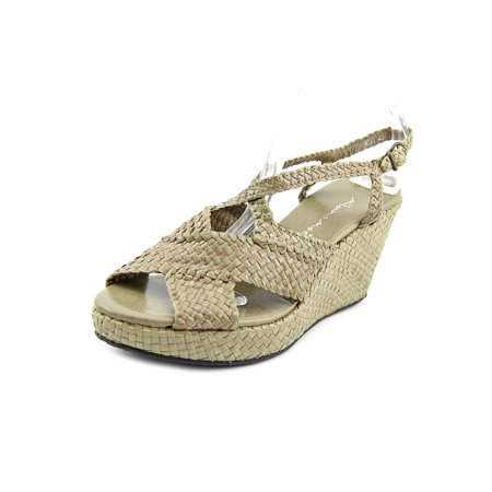 High Quality 6504 1171 Womens Cement Milano Mode Womens Sandals Wedges
