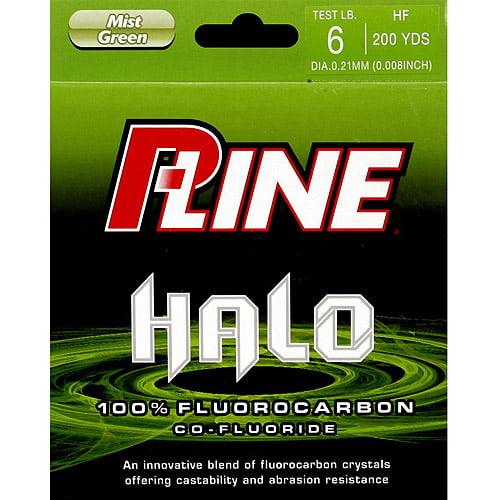 P-Line Halo Fluorocarbon Fishing Line