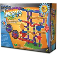 Techno Gears Marble Mania Whirler, Over 100 Pieces
