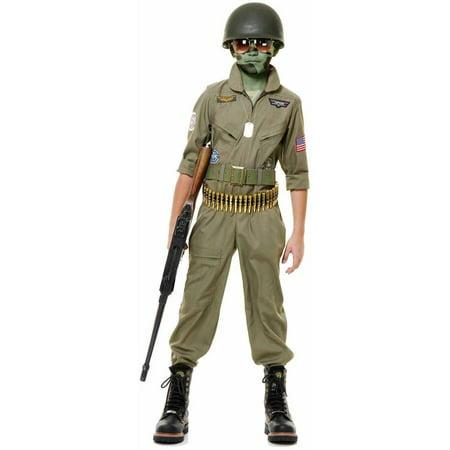 Top Gun Child Halloween Costume