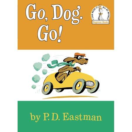 Go, Dog. Go! (Hardcover)