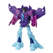 Transformers Toys Cyberverse Warrior Class Slipstream Action Figure