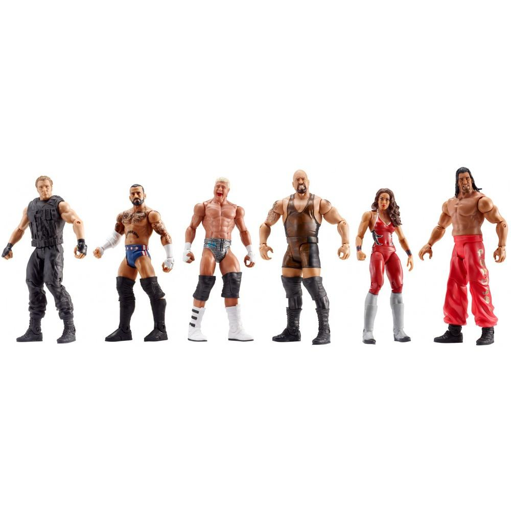 WWE Basic Figure Assortment
