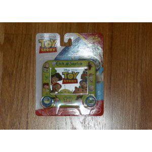 Disney Pocket Etch A Sketch - Toy Story