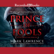 Prince of Fools - Audiobook