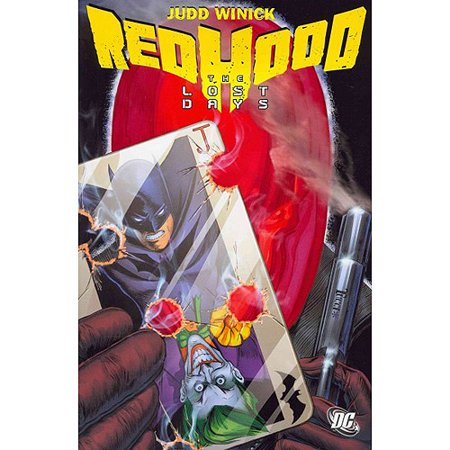 Batman: Red Hood: The Lost Days by