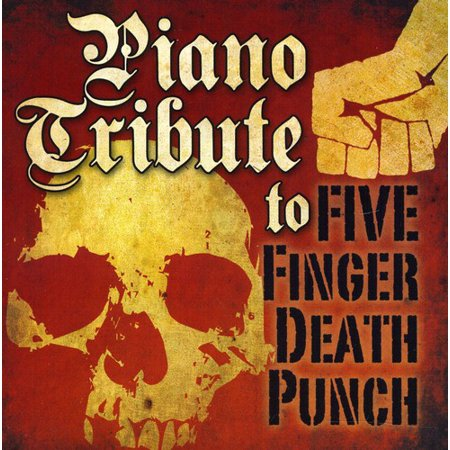 Piano tribute to Five Finger Death Punch (CD)