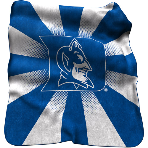 Logo Chair NCAA Duke Raschel Throw