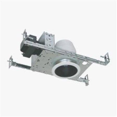 Jesco Lighting LV3001B Low Voltage Non - IC Housing for New Construction 3 in. (Low Voltage Mini Housing)