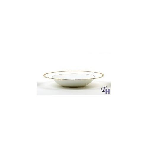 Noritake Rochelle Gold 9-inch Soup Plate, 12-ounces