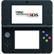 Refurbished New NINTENDO KTRSKGAAUSZ 3DS Super Mario Black Edition