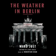 The Weather in Berlin - Audiobook