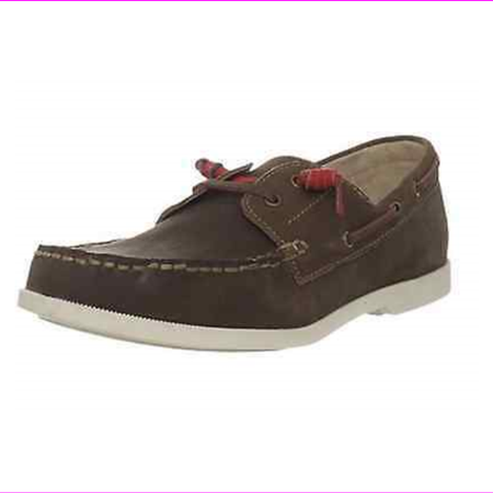 Cole Haan Air Boat 2 Eye Lace Oxford (Toddler/Little Kid/Big Kid),Tan, Size 2 M