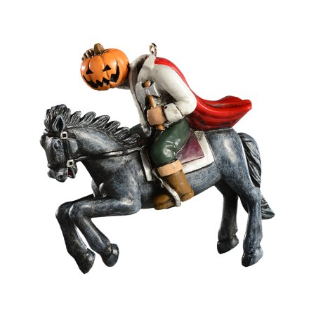 HorrorNaments Headless Horseman Halloween Christmas Tree Ornament Decoration
