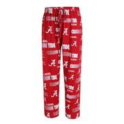 Men's Sweep Knit Alabama Crimson Tide Bama Pajama Pants