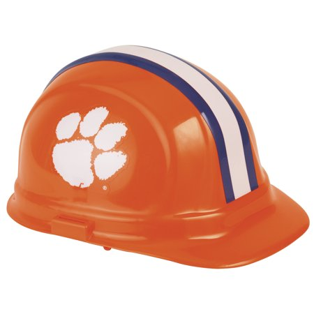 Clemson Tigers WinCraft Team Construction Hard Hat - No Size ()