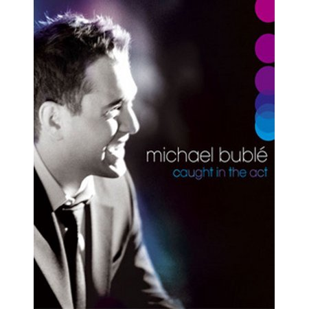Michael Buble: Caught in the Act (Blu-ray) (Michael Buble Caught In The Act Home)