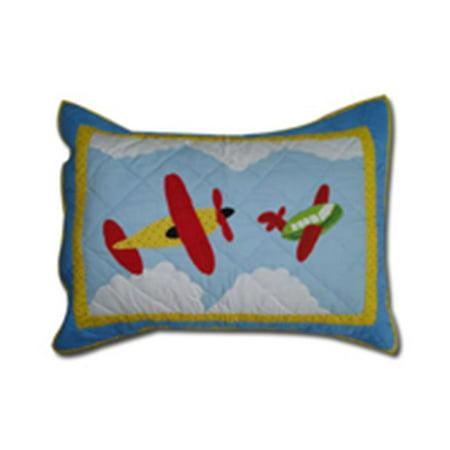 Junior Travel Pillow (Patch Magic PSJNTR Junior Travel, Pillow Sham 27 x 21)