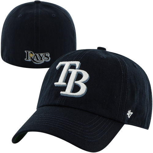 Tampa Bay Rays '47 Franchise Fitted Hat - Navy