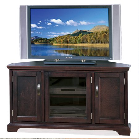 46 In Corner Tv Stand With Storage