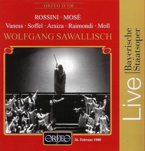 G. Rossini - Rossini: Mos [CD]