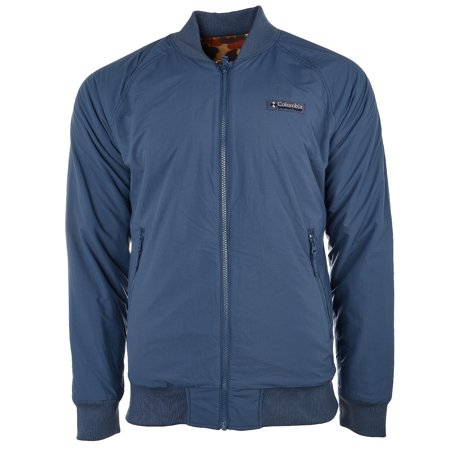 Columbia REVERSATILITY Jacket - DARK MOUNTAIN, BUFFALO CAMO - Mens - XL ()