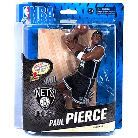 McFarlane NBA Sports Picks Series 24 Paul Pierce Action Figure [Black Jersey]