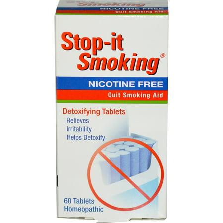 - Natra Bio Stop It Smoking, 60 Ct