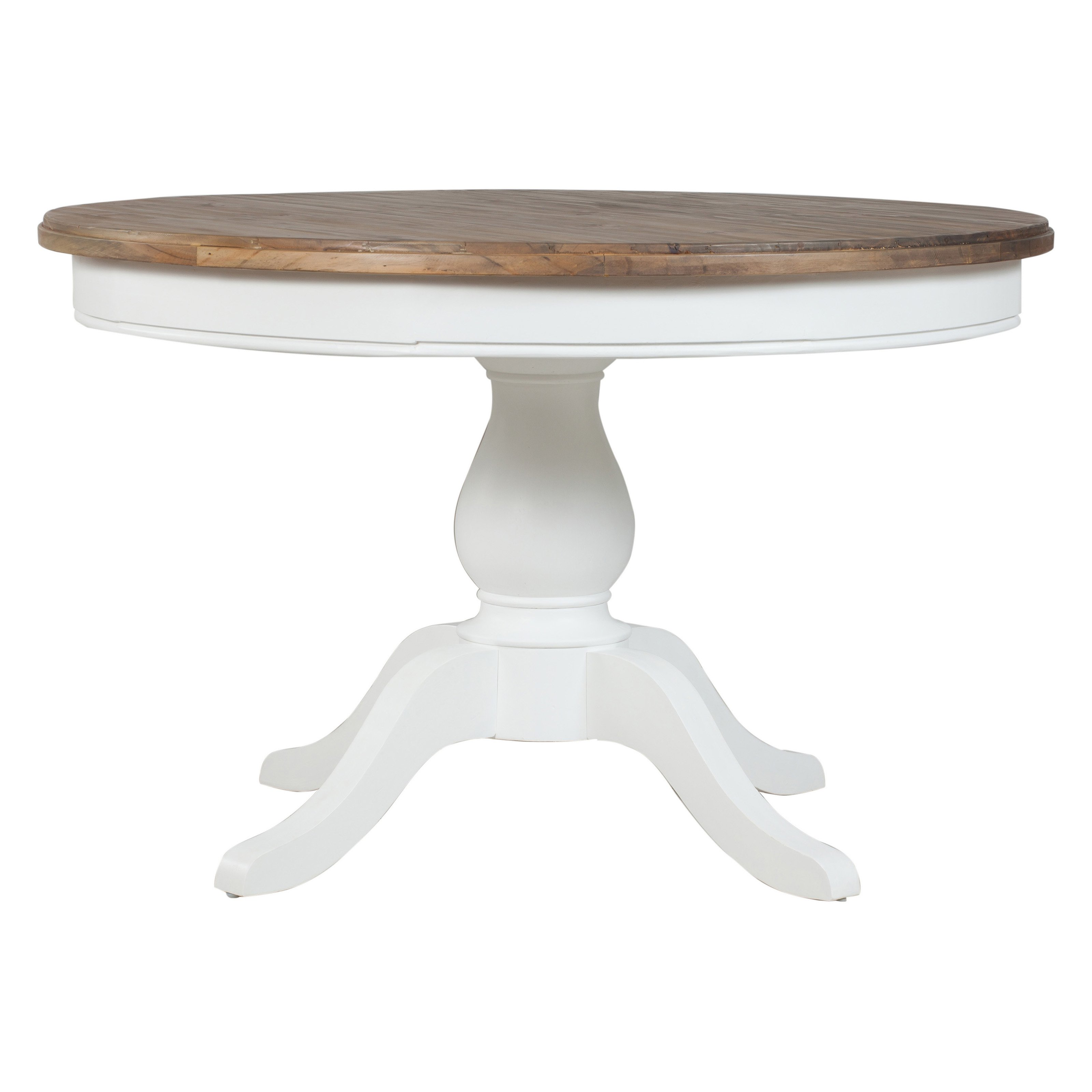 CDI International Furniture Ontario Round Pedestal Dining Table by