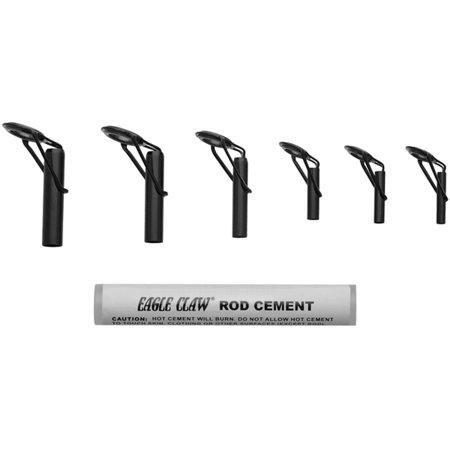 - Eagle Claw Hd & Stan Rod Tip Repair Kit 6Pc - AHDRTK