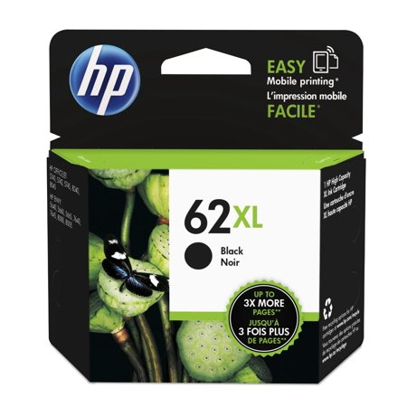 HP 62XL Black High Yield Original Ink Cartridge