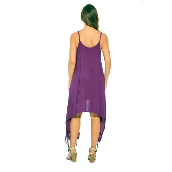 faeae0b8575 Riviera Sun - Riviera Sun Fringe Dress   Sundresses for Women ...