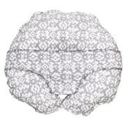 Leachco Cuddle-U Nursing Pillow and More, Cozy Gray