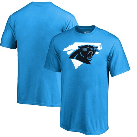 Carolina Panthers Face (Carolina Panthers NFL Pro Line by Fanatics Branded Youth Hometown Collection T-Shirt -)