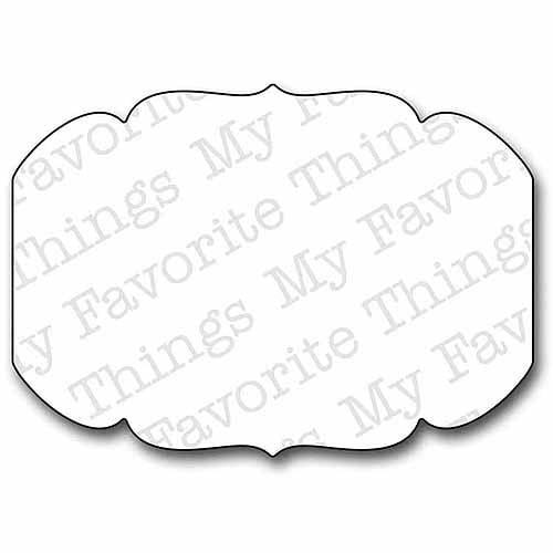 My Favorite Things Die-Namics Die