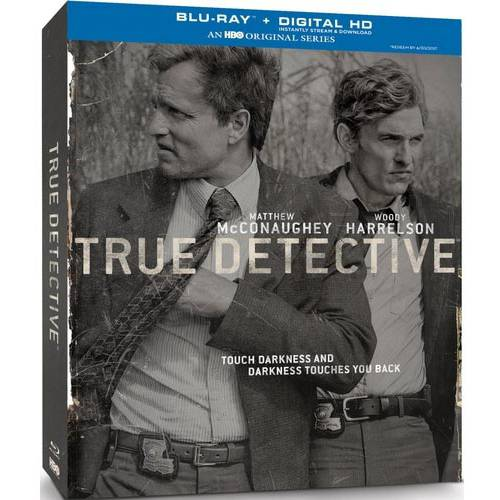 True Detective: The Complete First Season (Blu-ray + Digital HD) (Widescreen)