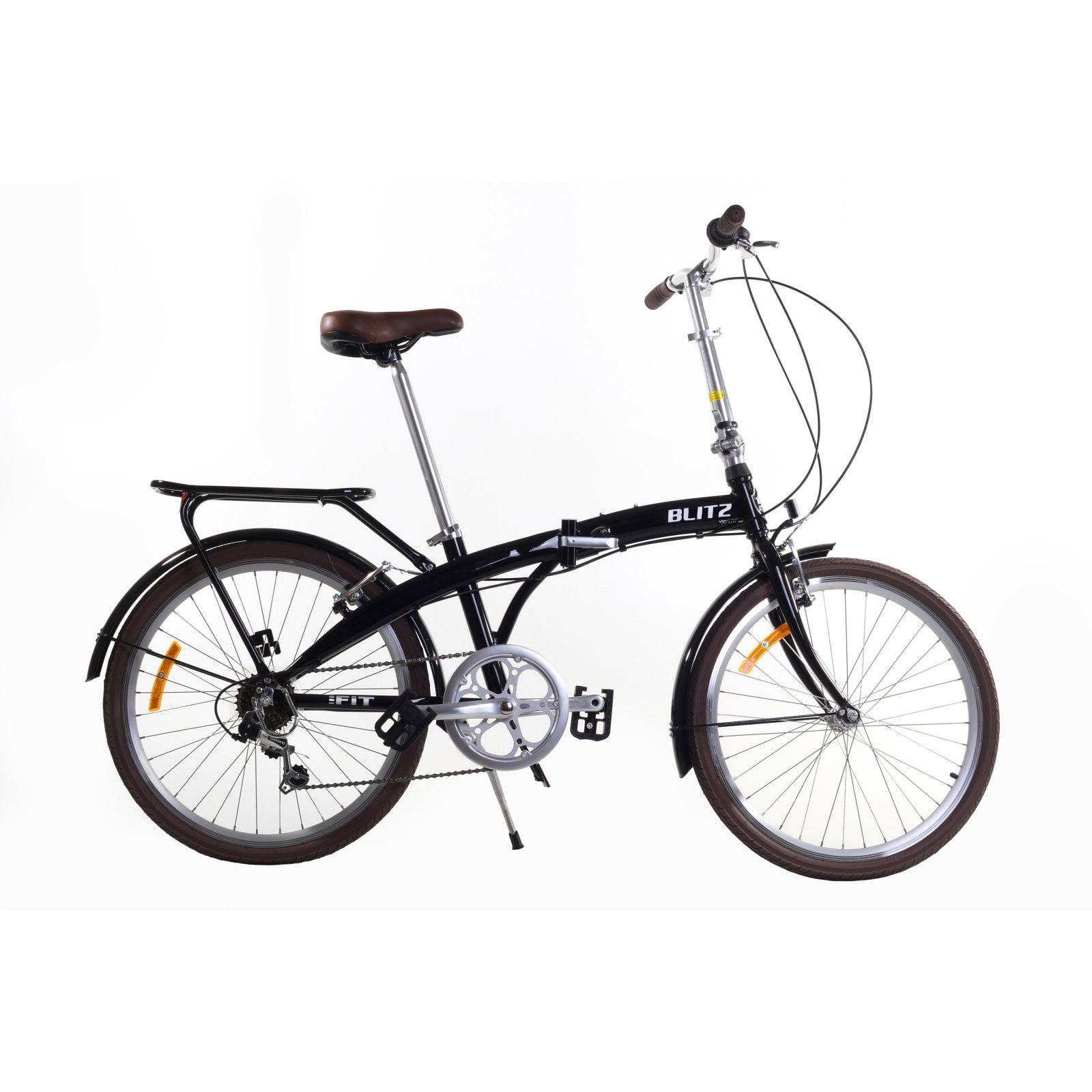 Blitz Fit Folding Bike