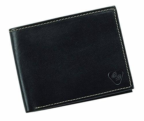 Lewis N Clark Rfid Leather Bi-Fold Wallet