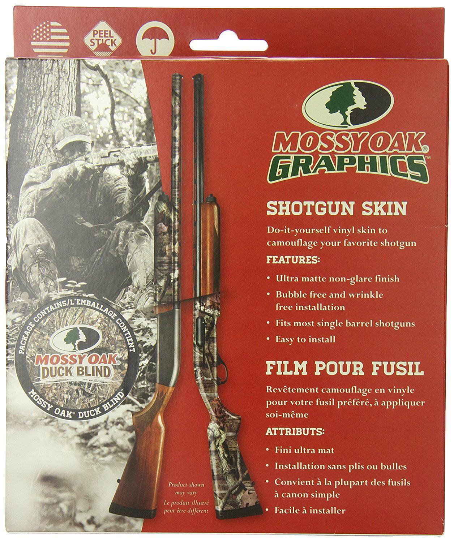 Duck Blind 14004-DB Shot Gun Camo Kit Vinyl..., By Mossy Oak ...