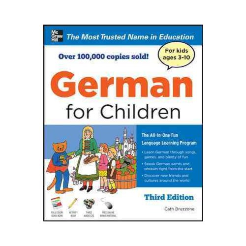 German for Children: For Kids Ages 3-10